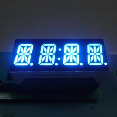 China SGS Anode 14 Segment Alphanumeric Led Display For Stb Car Radio supplier
