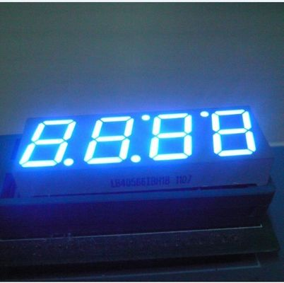 China Four Digit Seven Segment Display Anode Microwave Led Clock Dislay supplier