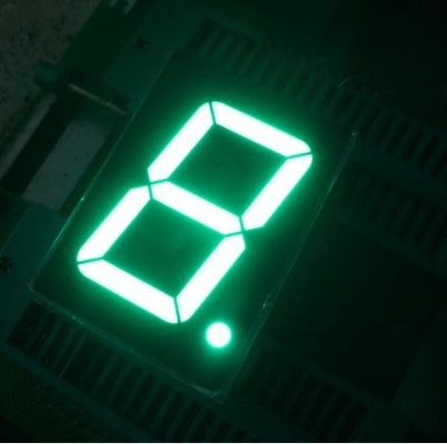 China Single Digit 7 Segment Display Common Anode , Surface Mount 7 Segment Display supplier