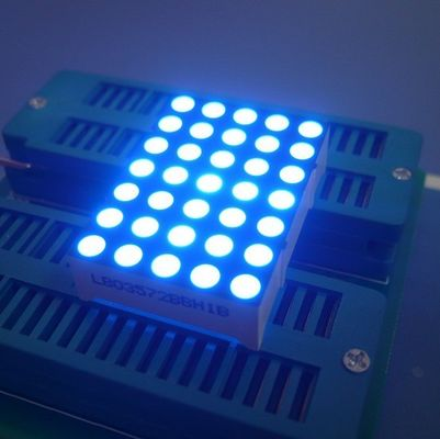China 1.26 inch LED Dot Matrix Display Elevator Position Indicator supplier