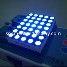China Electronic Notice Board with LED Dot Matrix Display 5mm Diameter supplier