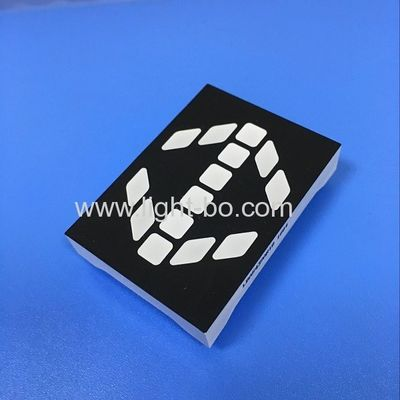 China 2.0'' Square Arrow LED Display Ultra Red 20V - 625nm Wavelength supplier