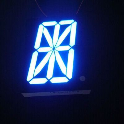 China 2.3 inch single digit 16 Segment LED Display For elevator floor indicator supplier