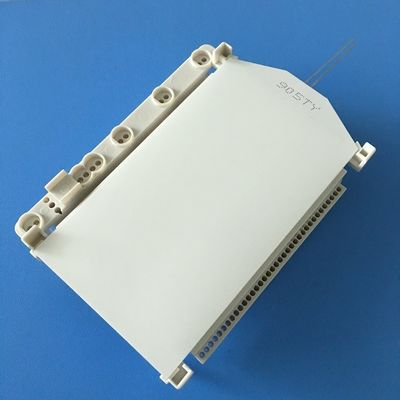 China Ultra White Customized Led Backlight For Three Phase Electric Energy Meter supplier