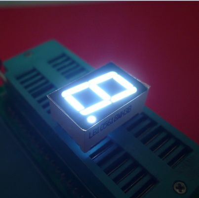 China Common Anode 1 Digit 7 Segment Led Display 14.2mm Height For Home Appliances supplier