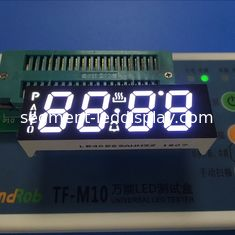 China Ultra White Custom LED Display , Seven Segment Display Common Anode For Oven Timer supplier