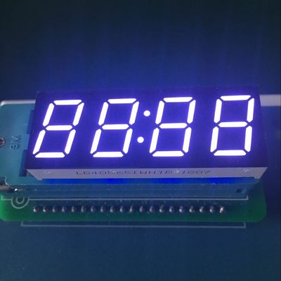 China Common Anode Digital Clock Display 0.56 Inch High Luminous Intensity Output supplier