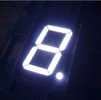 China 14.2mm Single Digit 7 Segment Led Display Common Anode 60-70mcd Lumious Intensity supplier