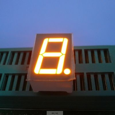 Ultra Red Single Digit 7 Segment Led Display Common Anode For Digital Indicator