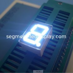 China Small Digit 7 Segment Display , Numeric Led Display 500mm For Thermostate supplier
