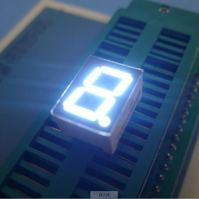 Small Digit 7 Segment Display , Numeric Led Display 500mm For Thermostate