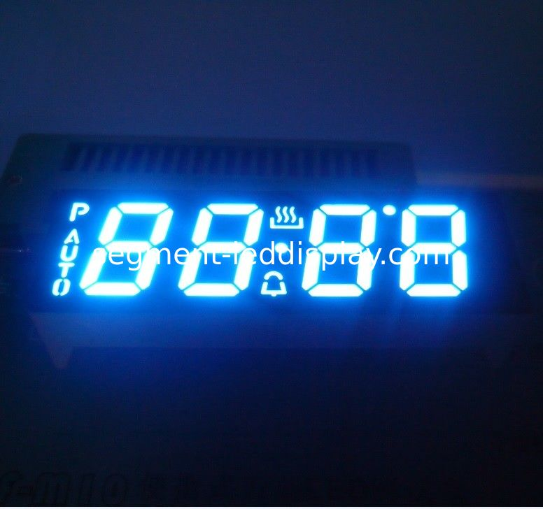 SGS Custom LED Display , 4 Digit 7 Segment Led Display 0.56 inch For Oven supplier