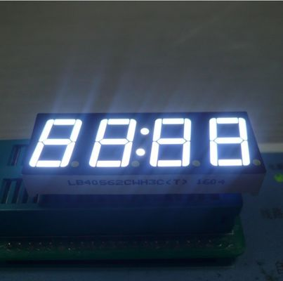 LED Clock Display For Microwave Oven Timer , Digital Clock Display