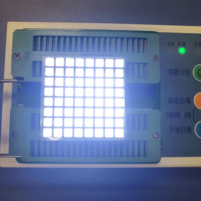 Row Anode 3mm 8*8 Dot Matrix Led Display For Moving Signs