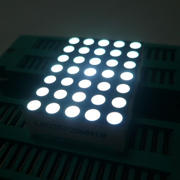 1.26 inch LED Dot Matrix Display Elevator Position Indicator