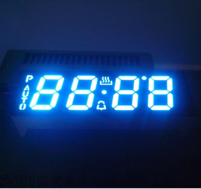 SGS Custom LED Display , 4 Digit 7 Segment Led Display 0.56 inch For Oven